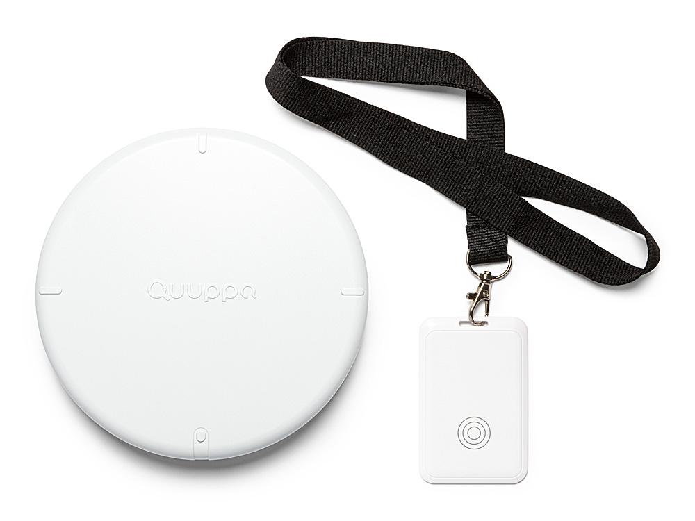 Distiamo tag and locator