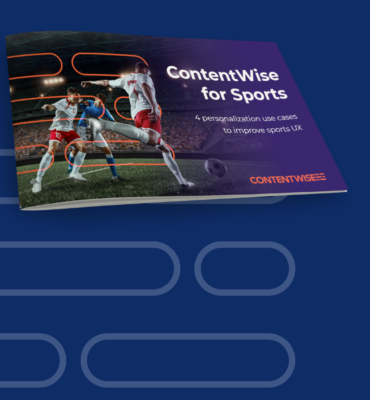 ContentWise For Sports Solution brief