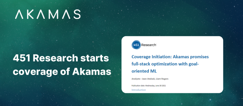 Akamas 451 Research Coverage